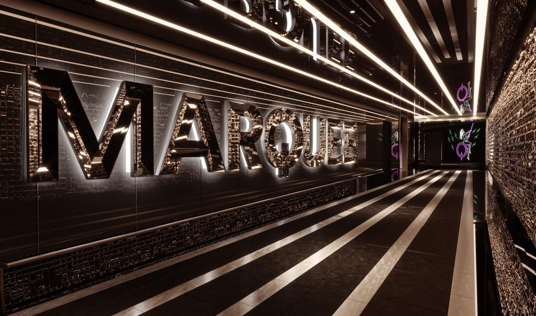 MARQUEE Singapura akan segera dibuka dengan grand opening yang meriah (dok. MARQUEE Singapura)