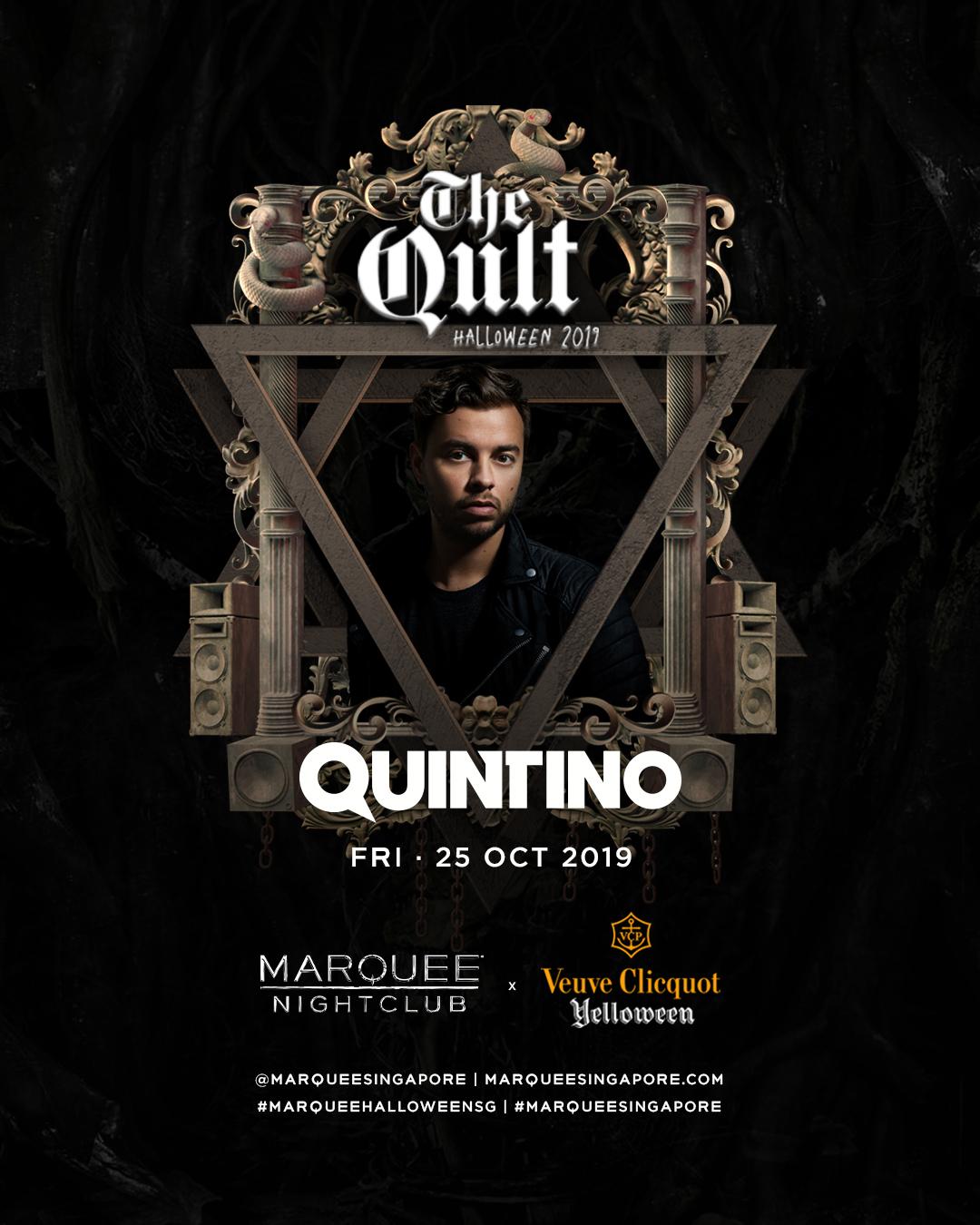 Halloween 2019 The Qult Yelloween Edition Presents